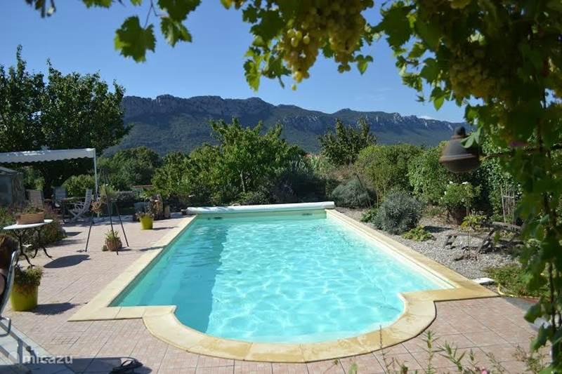 Vacation rental France, Pyrénées-Orientales, Saint-Paul-de-Fenouillet Villa Maison Fabre