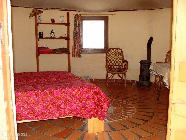 Vakantiehuis Portugal, Alentejo, Castelo de Vide Vakantiehuis Vakantiehuisje Casa Redonda