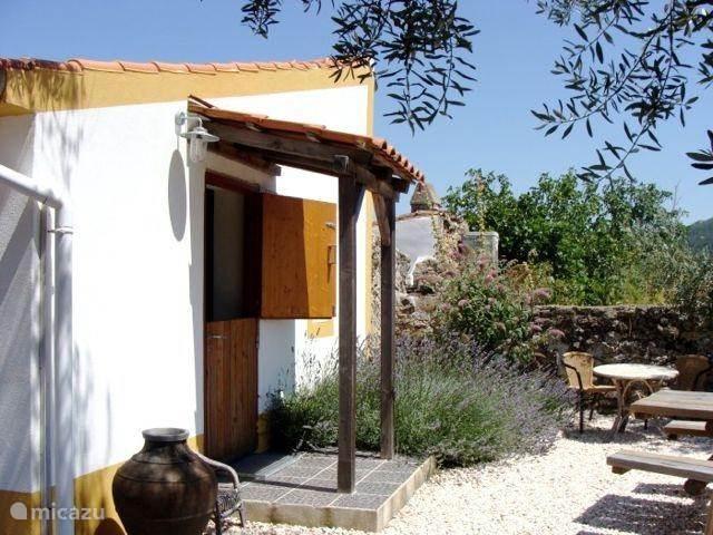 Vakantiehuis Portugal, Alentejo, Castelo de Vide appartement Quinta do Pomarinho