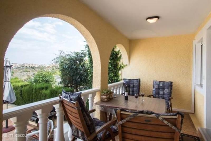 Vakantiehuis Spanje, Costa Blanca, Gran Alacant - Santa Pola Geschakelde woning Casa Moriro
