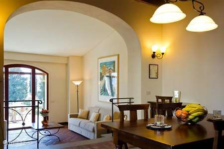 Vacation rental Italy, Tuscany, Mercatale Val Di Pesa apartment Atelier 2