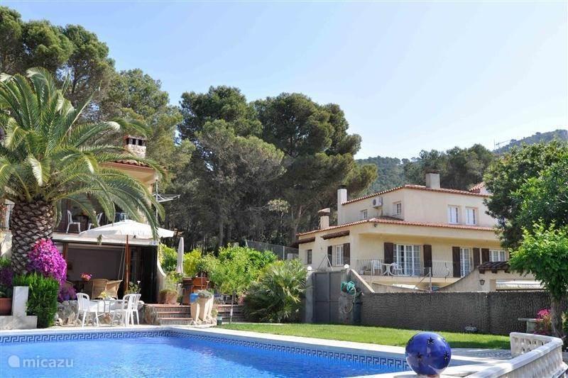 Vakantiehuis Spanje, Costa Brava, L'Estartit - geschakelde woning Los Pinos