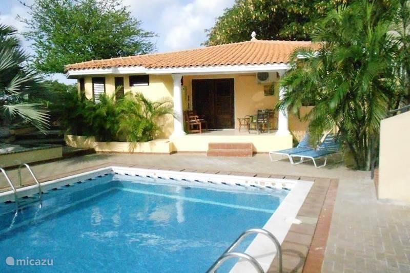 Vakantiehuis Curaçao, Curacao-Midden, Piscadera Villa Villa Luna