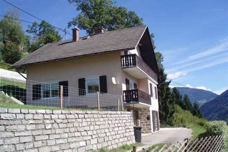 Vacation rental Austria, Carinthia, Dobriach villa Haus Brunner