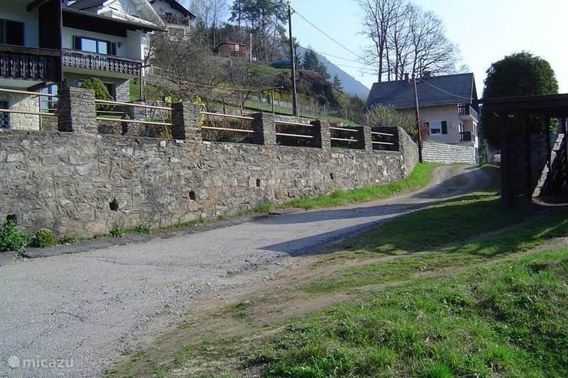 Vacation rental Austria, Carinthia, Dobriach Villa Haus Brunner