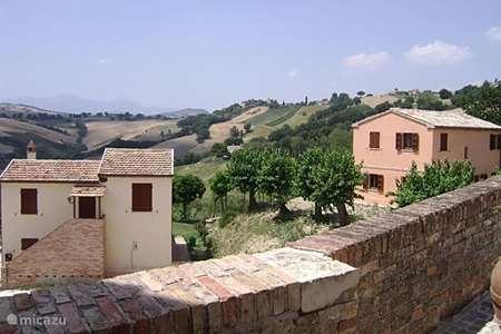 Vakantiehuis Italië, Marche, San Lorenzo In Campo - villa Villa Trent` otto