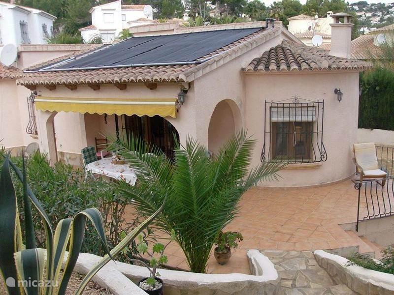 Vakantiehuis Spanje, Costa Blanca, Moraira villa Casa Pedro