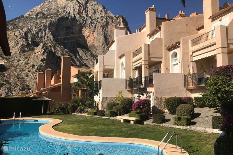 Vakantiehuis Spanje, Costa Blanca, Altea Geschakelde woning Casa Antiope