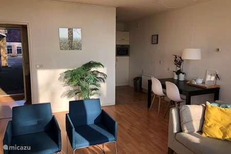 Vakantiehuis Nederland, Friesland, Vrouwenparochie appartement 'Loft'