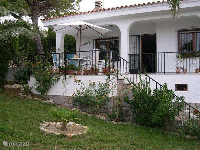 Vakantiehuis Spanje, Costa del Azahar, Peniscola villa Casa Pescador
