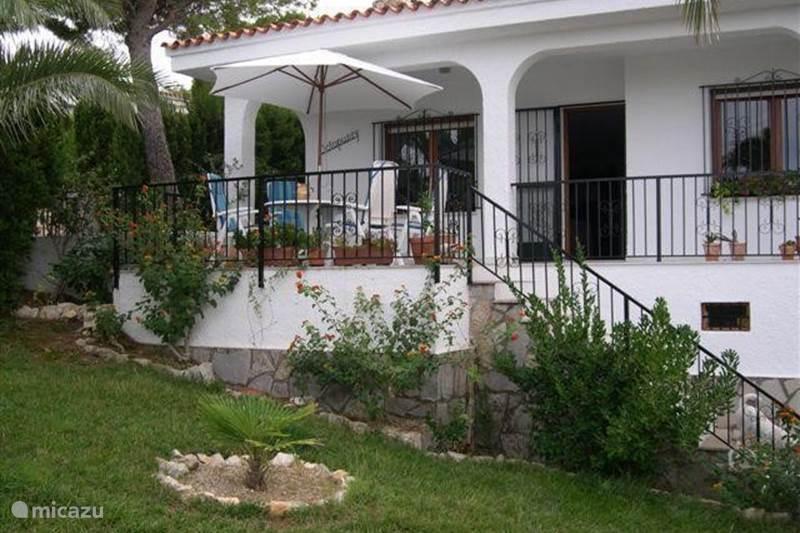 Vakantiehuis Spanje, Costa del Azahar, Peñiscola Villa Casa Pescador