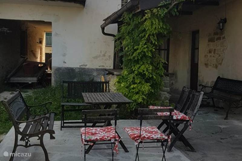 Vakantiehuis Italië, Piëmont, Cessole Vakantiehuis Villa Dona Tella