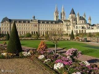 Caen, het stadse leven