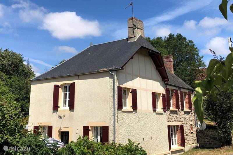 Vakantiehuis Frankrijk, Orne, Ménil-Vin Vakantiehuis La Gymnopédie