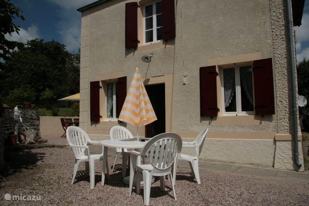 Vakantiehuis Frankrijk, Normandië, Ménil-Vin Vakantiehuis La Gymnopédie