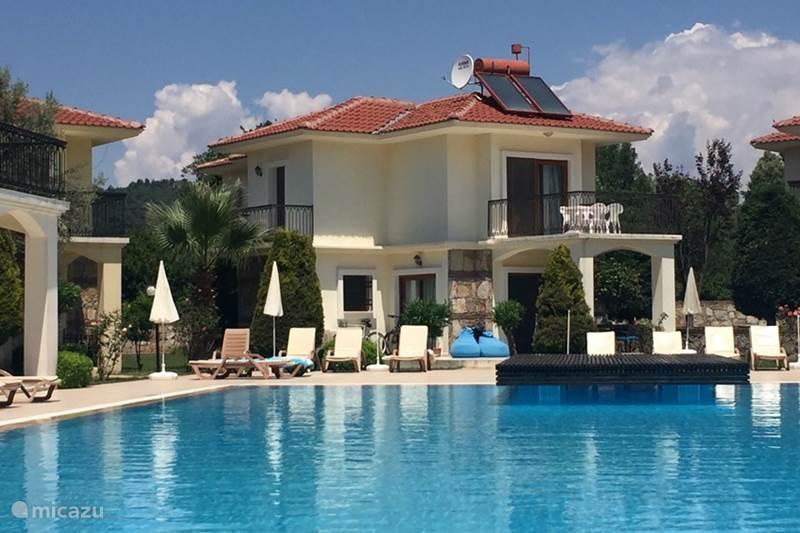Vakantiehuis Turkije, Lycische Kust, Ovacik - Hisarönü Villa Mountain View