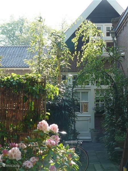 Vakantiehuis Nederland, Noord-Holland, Bergen - vakantiehuis 't Kasteeltje
