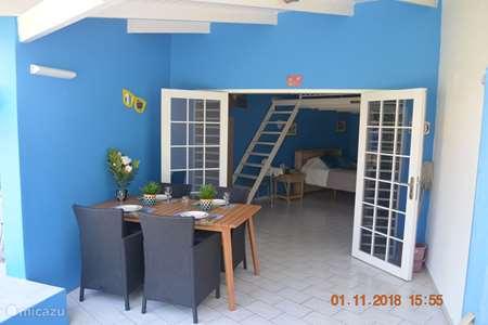 Vakantiehuis Curaçao, Curacao-Midden, Abrahamsz - studio Seru Coral Studio Happy Hour