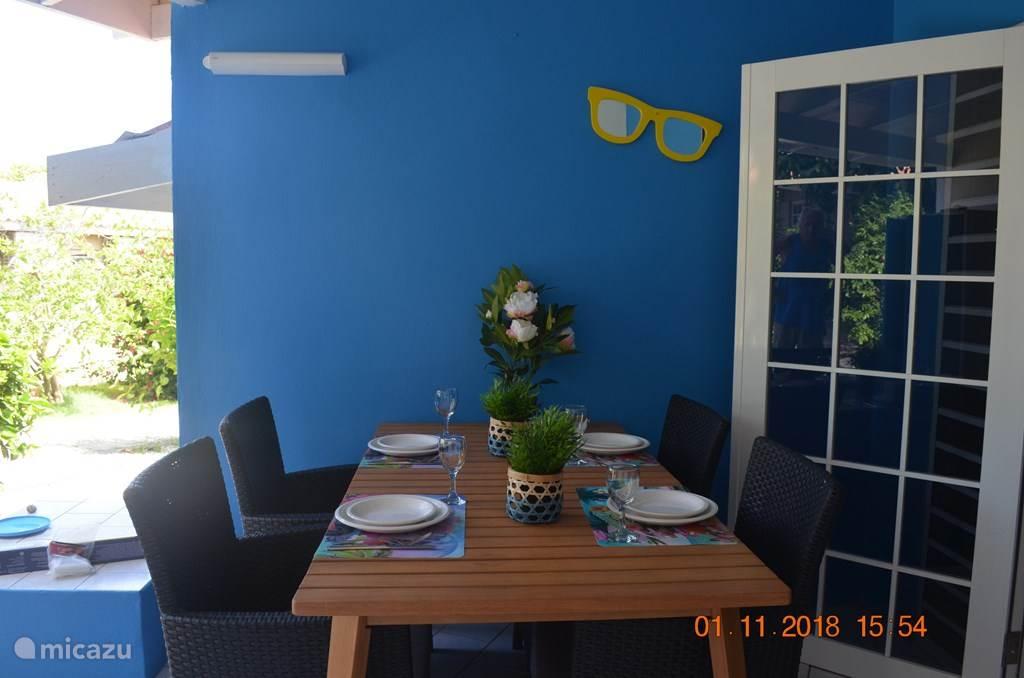 Vakantiehuis Curaçao, Banda Ariba (oost), Seru Coral Studio Seru Coral Studio Happy Hour