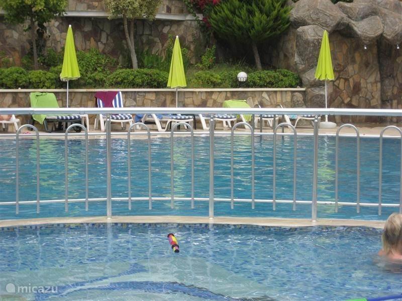 Vakantiehuis Turkije, Turkse Riviera, Mahmutlar penthouse Paradise Hill Resort