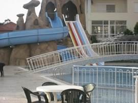 Het resort een pretpark voor jong en oud