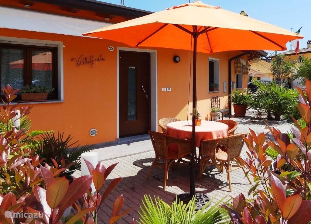 Vakantiehuis Italië, Friuli-Venezia Giulia – vakantiehuis Villa Greta 6 km Lignano