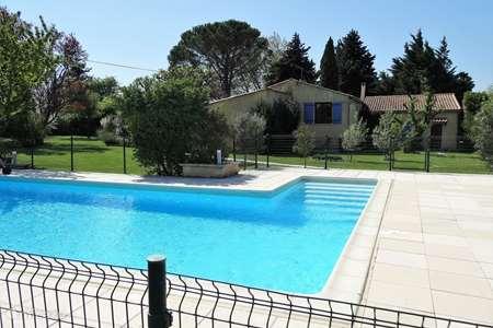 Vacation rental France, Drôme, Tulette villa Les Vignes