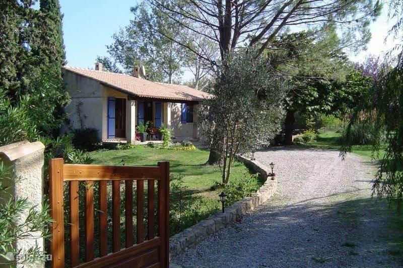 Vakantiehuis Frankrijk, Drôme, Tulette Villa Les Vignes