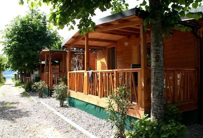 Vacation rental Italy, Italian Lakes – chalet Chalets Lazy Lugano