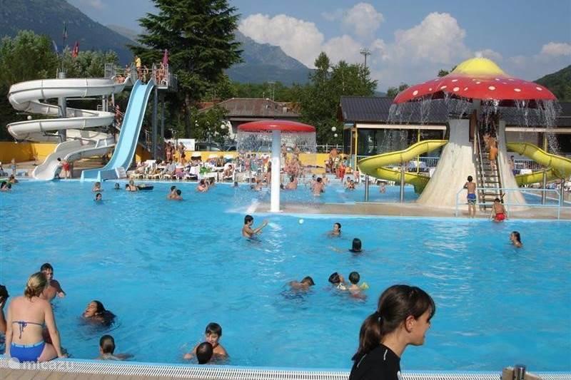 Vakantiehuis Italië, Italiaanse Meren, Porlezza Chalet Chalets Lazy Lugano