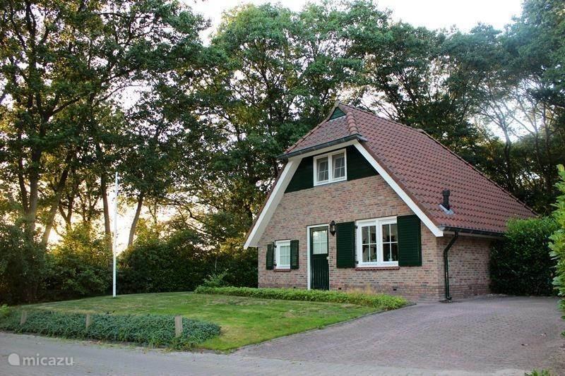 Vakantiehuis Nederland, Overijssel, Heino vakantiehuis Vakantiewoning `T Veldhoekerhof