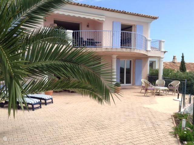 Vakantiehuis Frankrijk, Côte d´Azur, Sainte Maxime appartement Appartement Les Collines