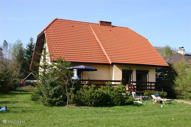 Vacation rental Poland – holiday house Dom Pannekoek
