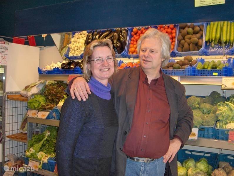 Otto en Janny van Huffelen