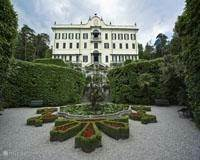 Villa Carlotta was once a palace for princesses and kings, is still a status symbol for the environment.