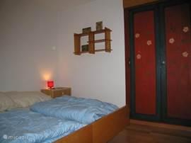 2 persoonslaapkamer benedenverdieping