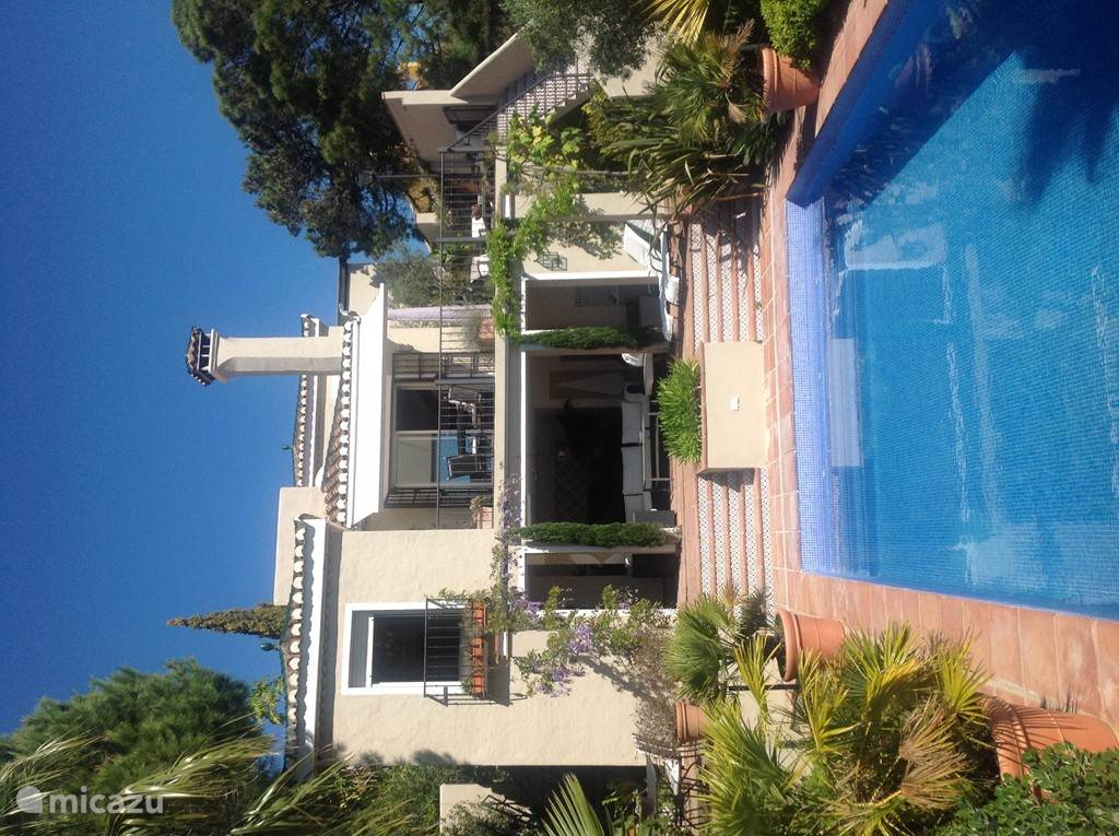 Vacation rental Spain, Costa del Sol, Estepona Villa Casa Verde