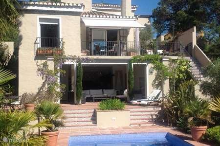 Vakantiehuis Spanje, Costa del Sol, Estepona villa Casa Verde