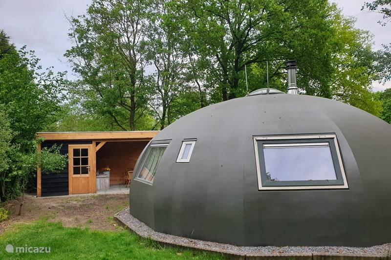 Vakantiehuis Nederland, Noord-Brabant, Chaam Bungalow Iglo Bungalow 18