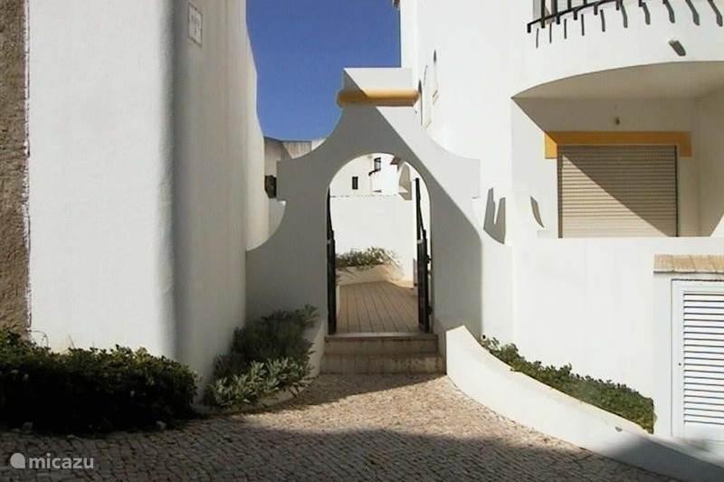 Vakantiehuis Portugal, Algarve, Carvoeiro Appartement Appartement Vitoria, Monte Dourado