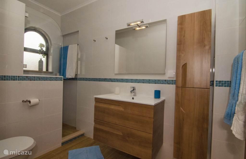 Badkamer en-suite inloopdouche