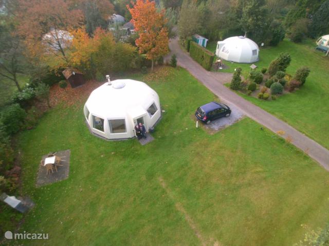 Vakantiehuis Nederland, Noord-Brabant, Chaam bungalow Iglo Bungalow 36 Te Chaam