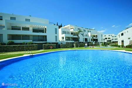 Vacation rental Spain – apartment Lomas de Los Monteros