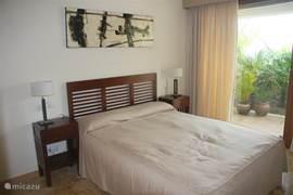 Grote slaapkamer, 2 persoonsbed
