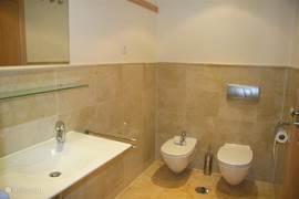Kleine badkamer wc
