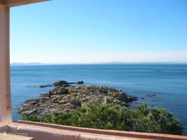 Vakantiehuis Spanje, Costa Brava, Roses appartement Cap Bonifaci Barco