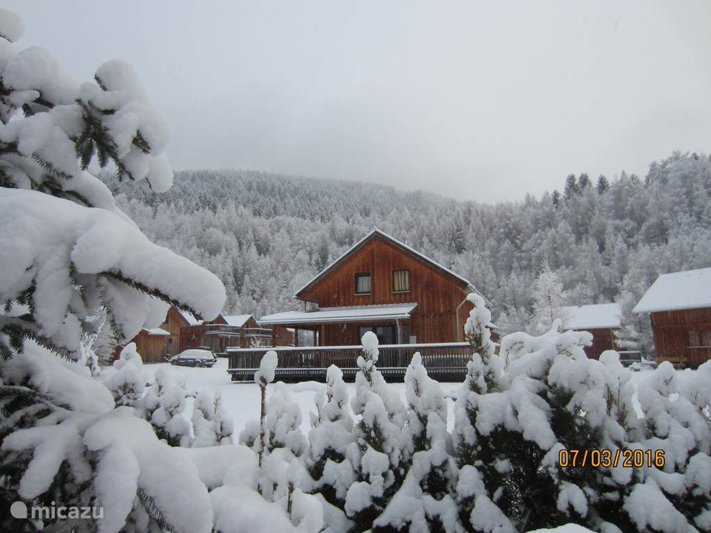 Vacation rental Austria, Styria, Stadl an der Mur chalet Haus Sep