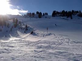 Ski Slope Kreischberg