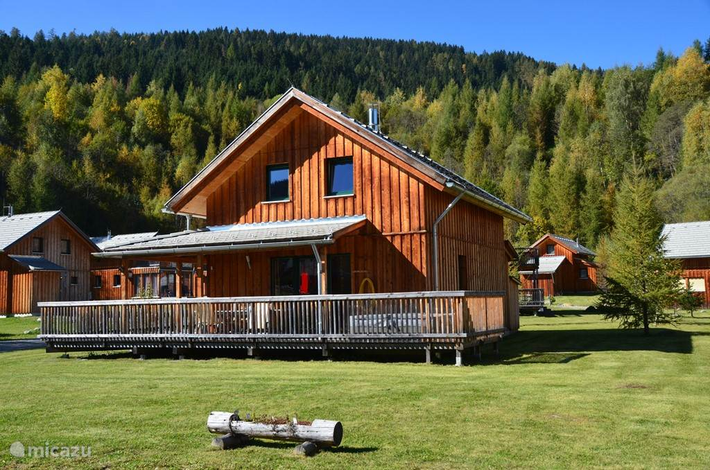 Haus Sep in de zomer