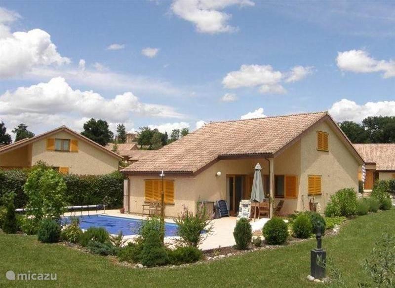 Vakantiehuis Frankrijk, Gers, Lombez - villa Chateau de Barbet 13